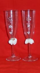 Свадебные бокалы -1